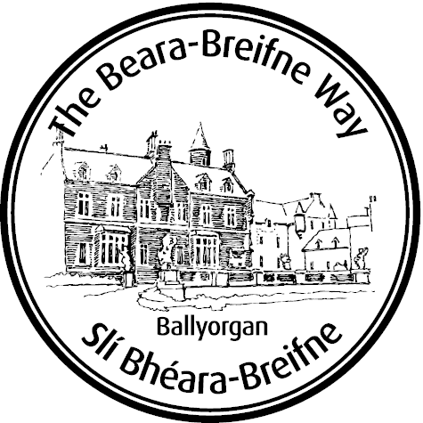 Ballyorgan Stamp Beara Breifne Way