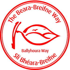 BBW BALLYHOURA WAY MAIN STAMP RED